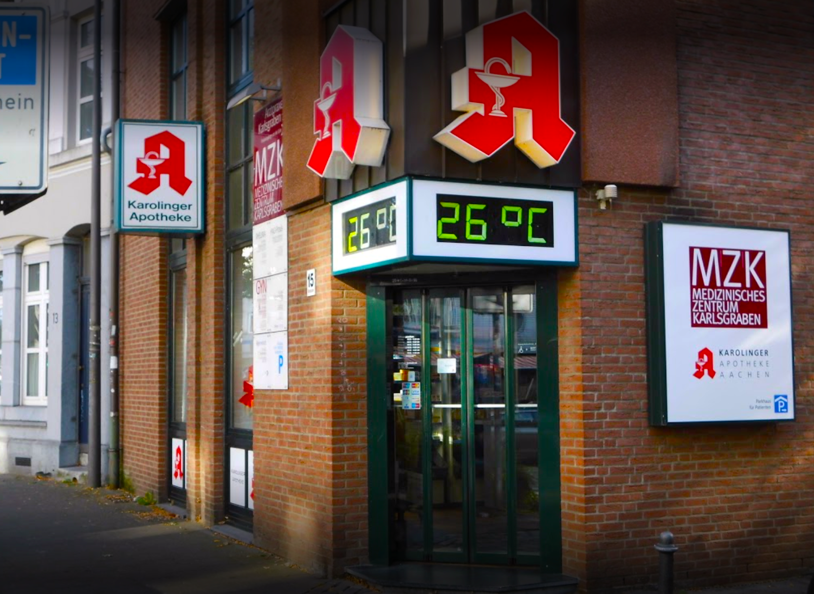 Öffnungszeiten aachen antoniusstraße Lebendiges Aachen